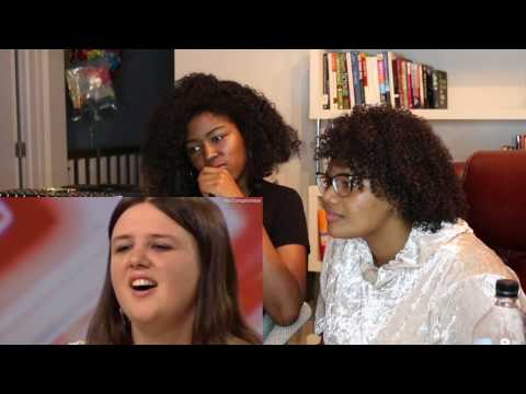 X factor- when the judges can't stop laughing|| Reaction