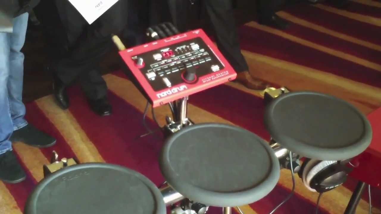 nord drum machine