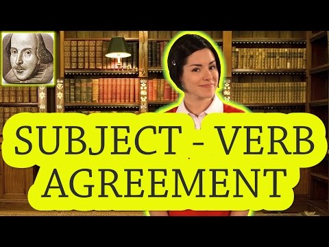 Subject Verb Agreement | English Grammar for Beginners | Basic English | ESL