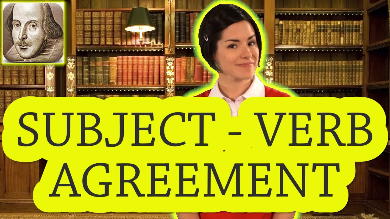 Subject Verb Agreement English Grammar For Beginners Basic