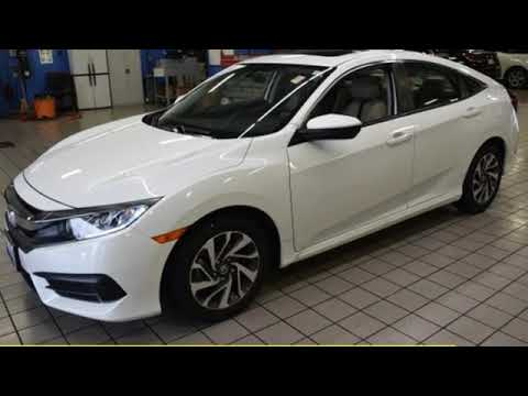 Used 2017 Honda Civic Capitol Heights, MD #VKM153512A - SOLD