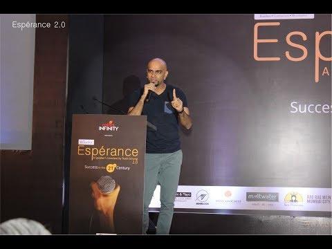 Mantra of Success | Raghu Ram at Esperance 2.0