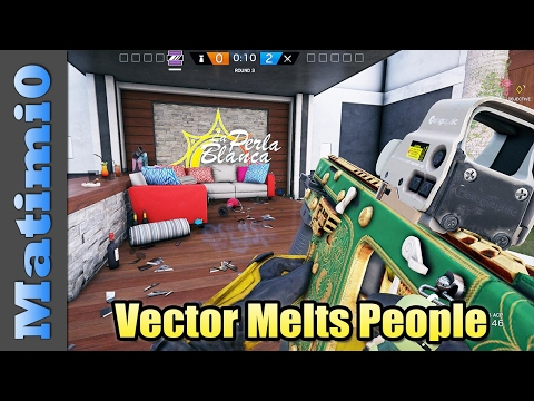 The Vector is Incredible - Rainbow Six Siege