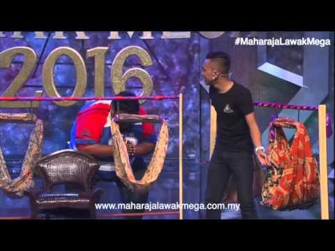 Maharaja Lawak Mega 2016 - Minggu 6 Sorotan