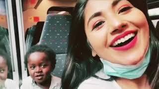 dekho kareeb se mile hai naseeb se WhatsApp status trending smile girl |cutest girl in the world|