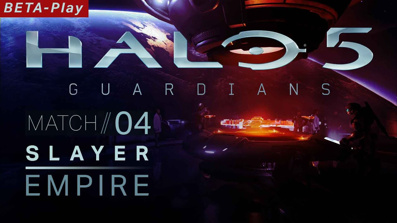 Halo 5 Guardian Review