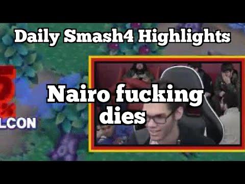 Daily Smash4 Highlights: Nairo fucking dies