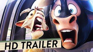 FERDINAND Trailer 2  Deutsch German (HD) | Animation USA 2017