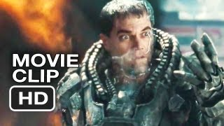 Man of Steel Official Clip - It Hurts, Doesn
