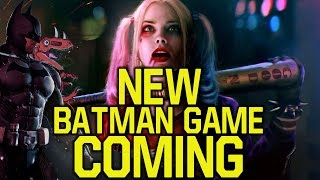 Suicide Squad Game CANCELED - NEW BATMAN GAME COMING (New Batman game 2017 - New Batman game 2018)