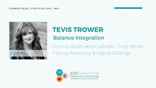 Day 16: Tevis Trower - How To Build and Cultivate Trust while Facing Adversity & Rapid Change
