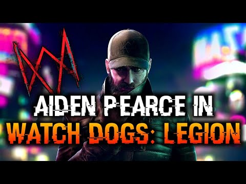 Aiden Pearce in Watch Dogs: Legion | Ubisoft Forward