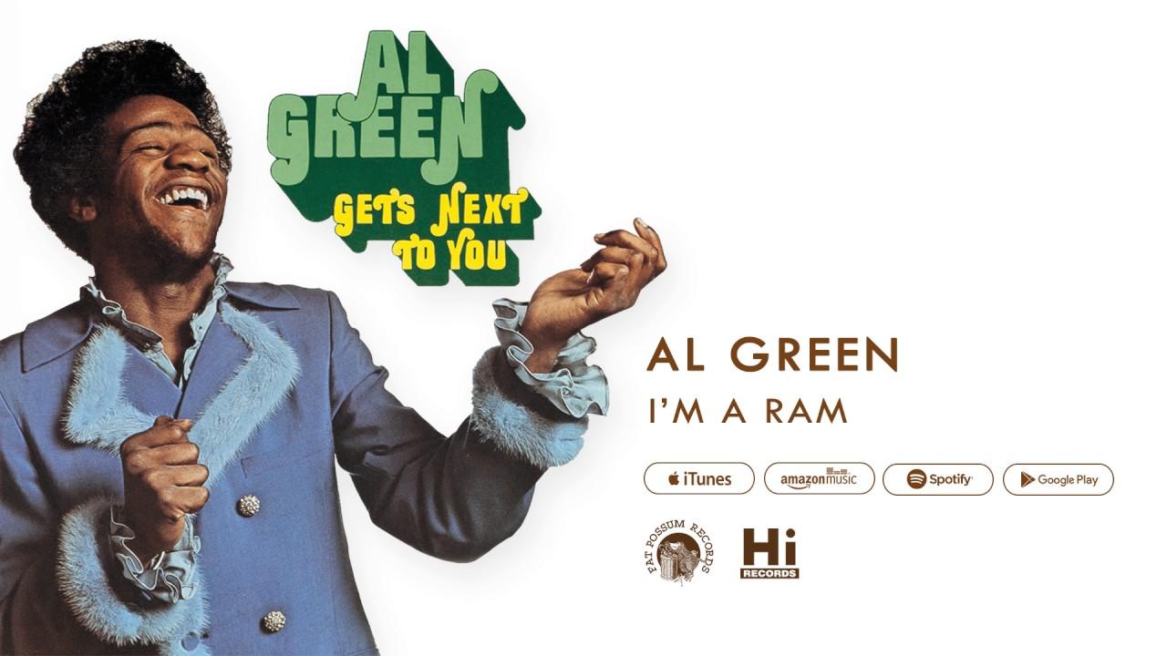al-green-im-a-ram-official-audio-al-green