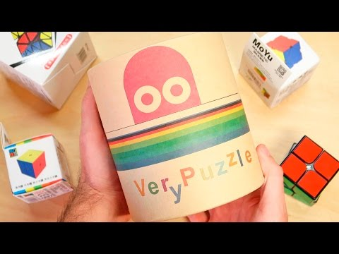 Otra BELLEZA de VeryPuzzle! Y algo que os gustará...   Unboxing #83   Español