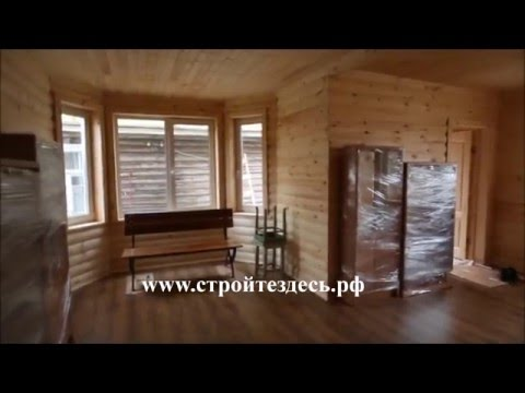 Каркасный дом для постоянного проживания Проект Темпл 2 www стройтездесь рф
