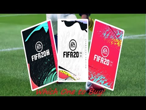 FIFA 20! Which VERSION Should You Buy?