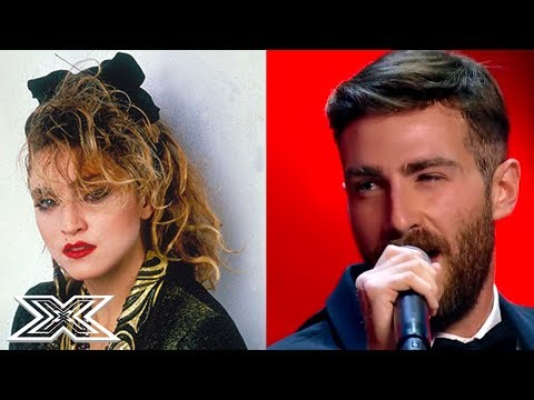 MAGNIFICENT Madonna Performances On The X Factor! | X Factor Global