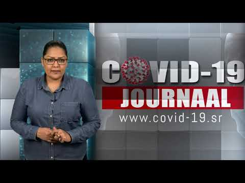 Het COVID 19 Journaal Aflevering 127 20 Januari