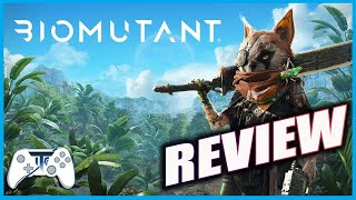 Biomutant - Review - We're all different! (Video Game Video Review)