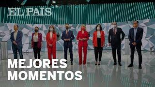 DEBATE #4M | Los MEJORES MOMENTOS