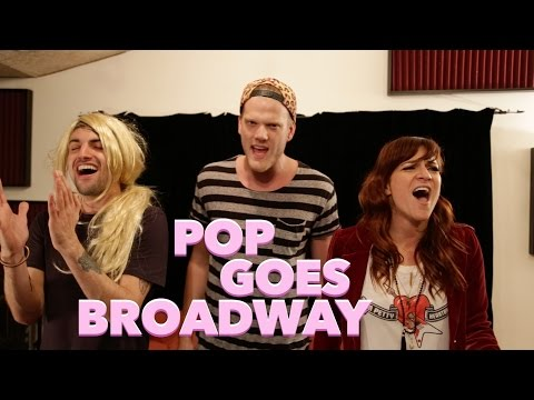 POP GOES BROADWAY