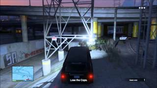 GTA V Online - Lester - Crime Scenester