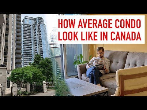 What Condominium Look Like In Toronto