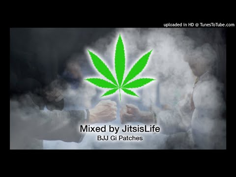 BJJ Jiu Jitsu Music Mix For HIGH ROLLERS - Marijuana Inspired Grapple Mix