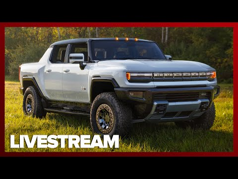 HUMMER EV IS HERE! Watch the LIVE REVEAL