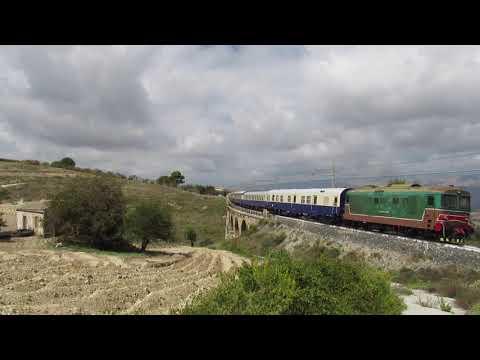 Golden Eagle Danube Express in Sicilia