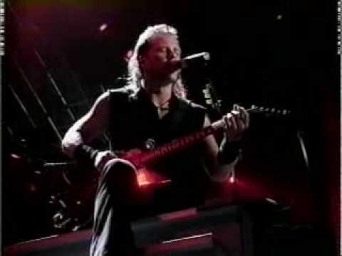 HD] Metallica - Kirk Solo   Nothing Else Matters [Woodstock 1994 ...