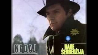 Rade Serbedzija - Ne daj se Ines