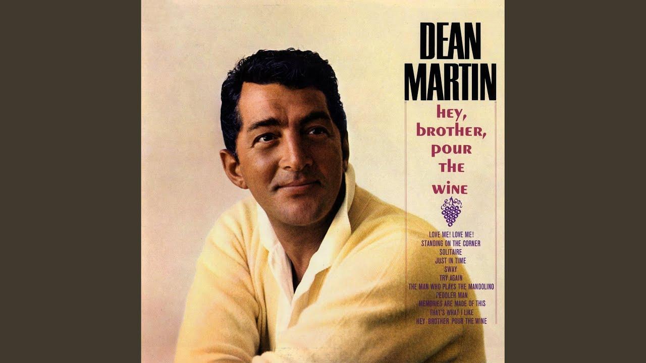 THE MAN WHO PLAYS THE MANDOLINO MP3 В ИСПОЛНЕНИИ ДИНА МАРТИНА СКАЧАТЬ БЕСПЛАТНО