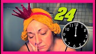 Video 136.Το 24ωρο της Βασίλισσας Ελισάβετ! | Sofia Moutidou