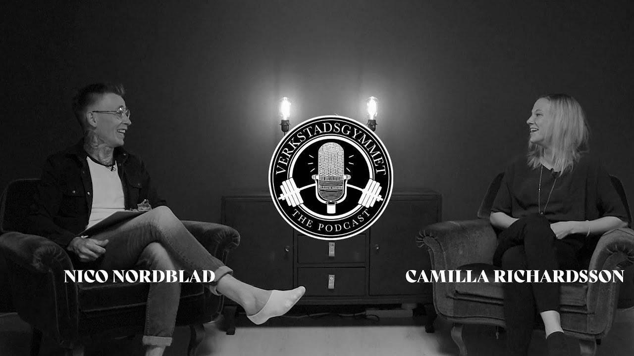 Verkstadsgymmet - The Podcast - Camilla Richardsson