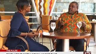 Exclusive with Koku Anyidoho - The Pulse on Joy News (30-3-18)