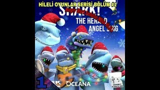 Hileli Oyunlar Bölüm #1 Hungry Shark Evolution