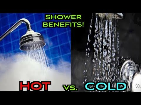 Hot vs. Cold Shower Health Benefits