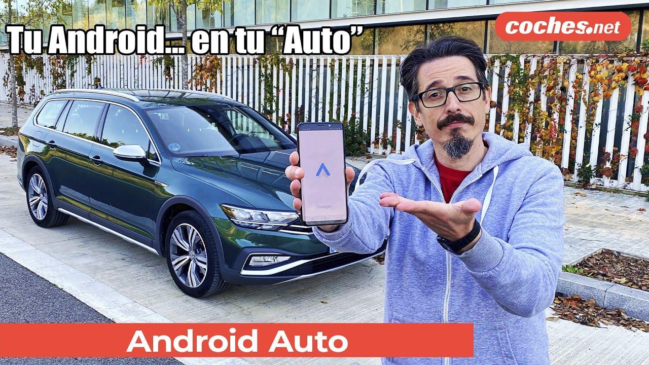 Download Android Auto: ¿Qué es y cómo funciona? | Análisis / Review en español | coches.net