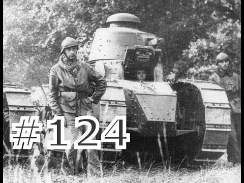 """Let's play Darkest Hour (France) - part 124 """"20th of January - 13th of March 1941"""""""