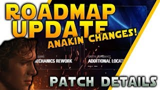ROADMAP & PATCH UPDATE: 3 New CS Maps, HvV Rework, Anakin Nerf & More - Battlefront 2