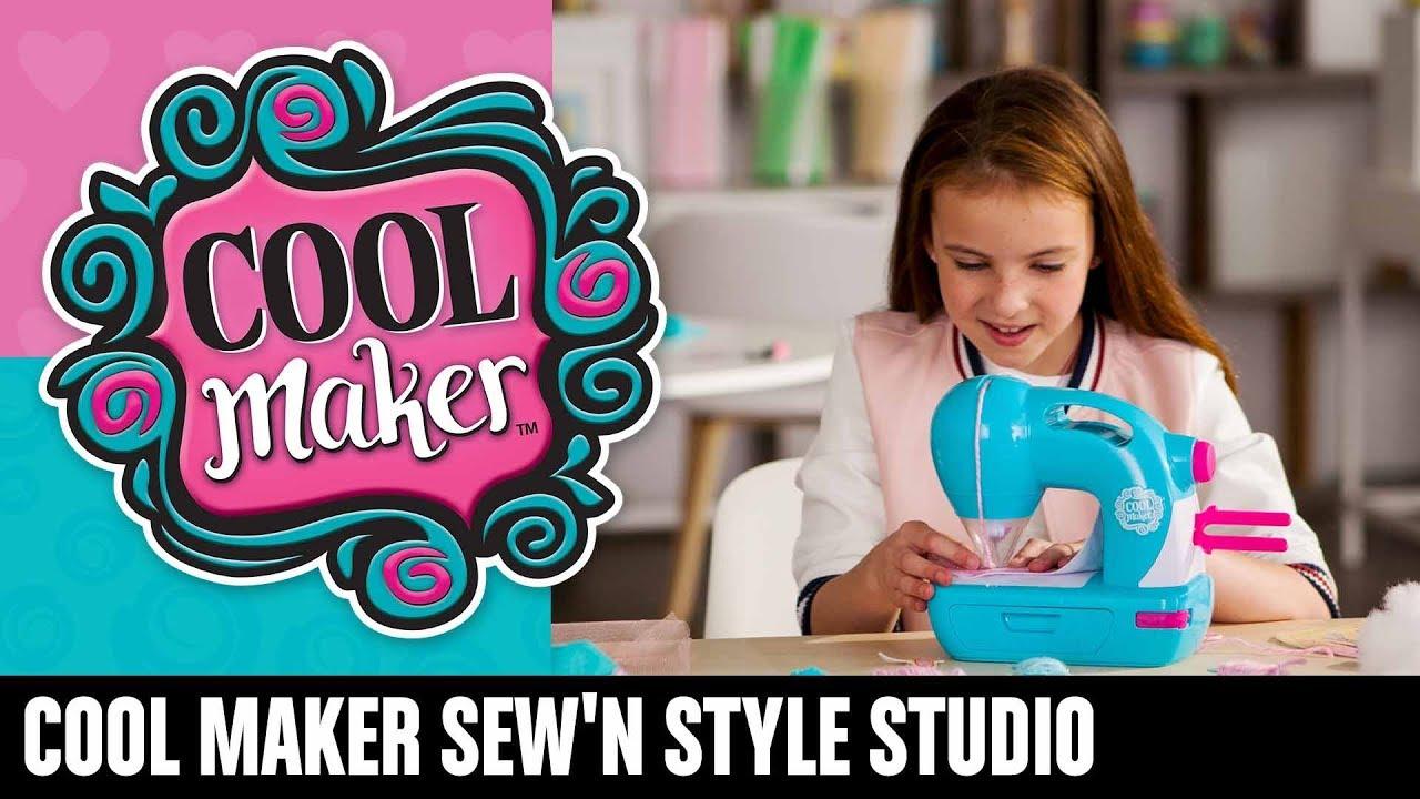 Cool Maker Sewn Style Studio Youtube