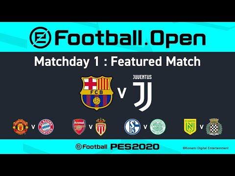 ESPORTS | Barcelona v Juventus ???? | PES 2020 eFootball.Pro League ⚽