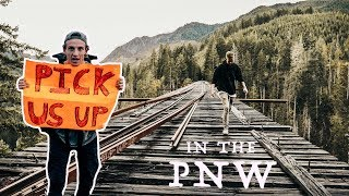 The HITCHHIKING trip that changed EVERYTHING!