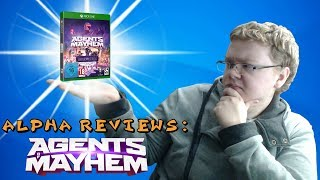 Agents Of Mayhem Review- Single Player Overwatch?
