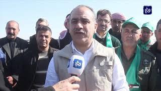 الشحاحدة : وزارة الزراعة لن تتهاون في الاهتمام بالقطاع الزراعي  (15/1/2020)