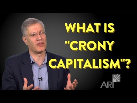 "Yaron Answers: What Is ""Crony Capitalism""?"