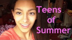 Teens of Summer collab audition video | Tyana