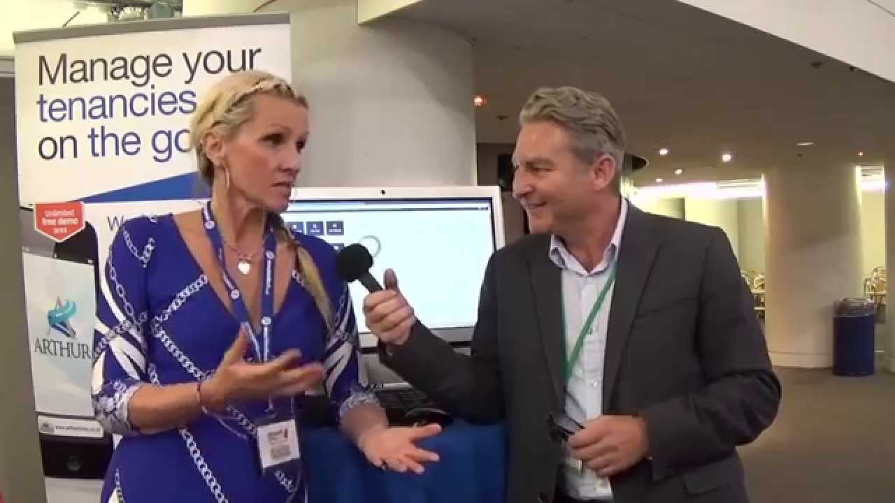 David Cummin talks to Vanessa Warwick of Property Tribes | Arthur Property Management Software