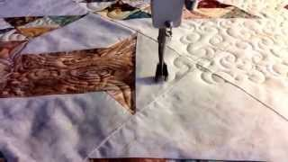 free motion quilting 3 s and e s